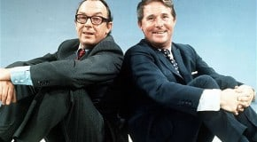 Morecambe and Wise – Shirley Bassey – Smoke Gets in your Eyes