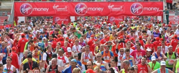 My First Marathon – London Marathon 2015