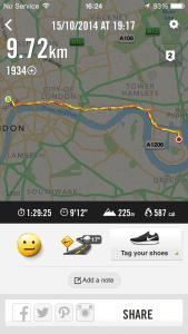 Nike run oct2